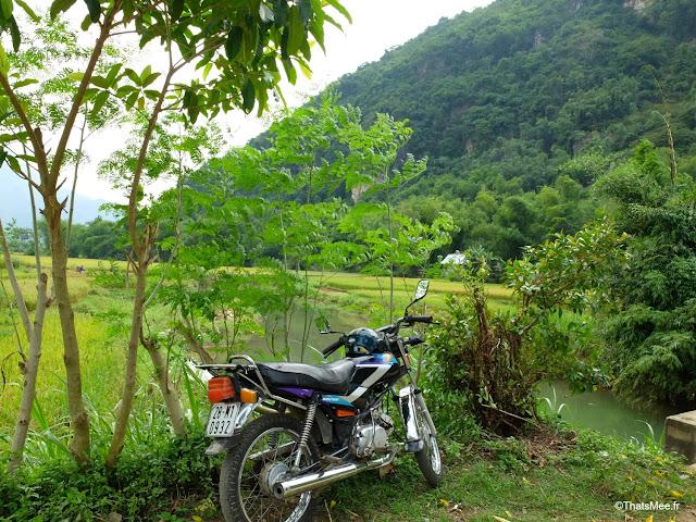 vietnam voyage 15jours mai chau nord montagne riziere moto villageois thai blanc