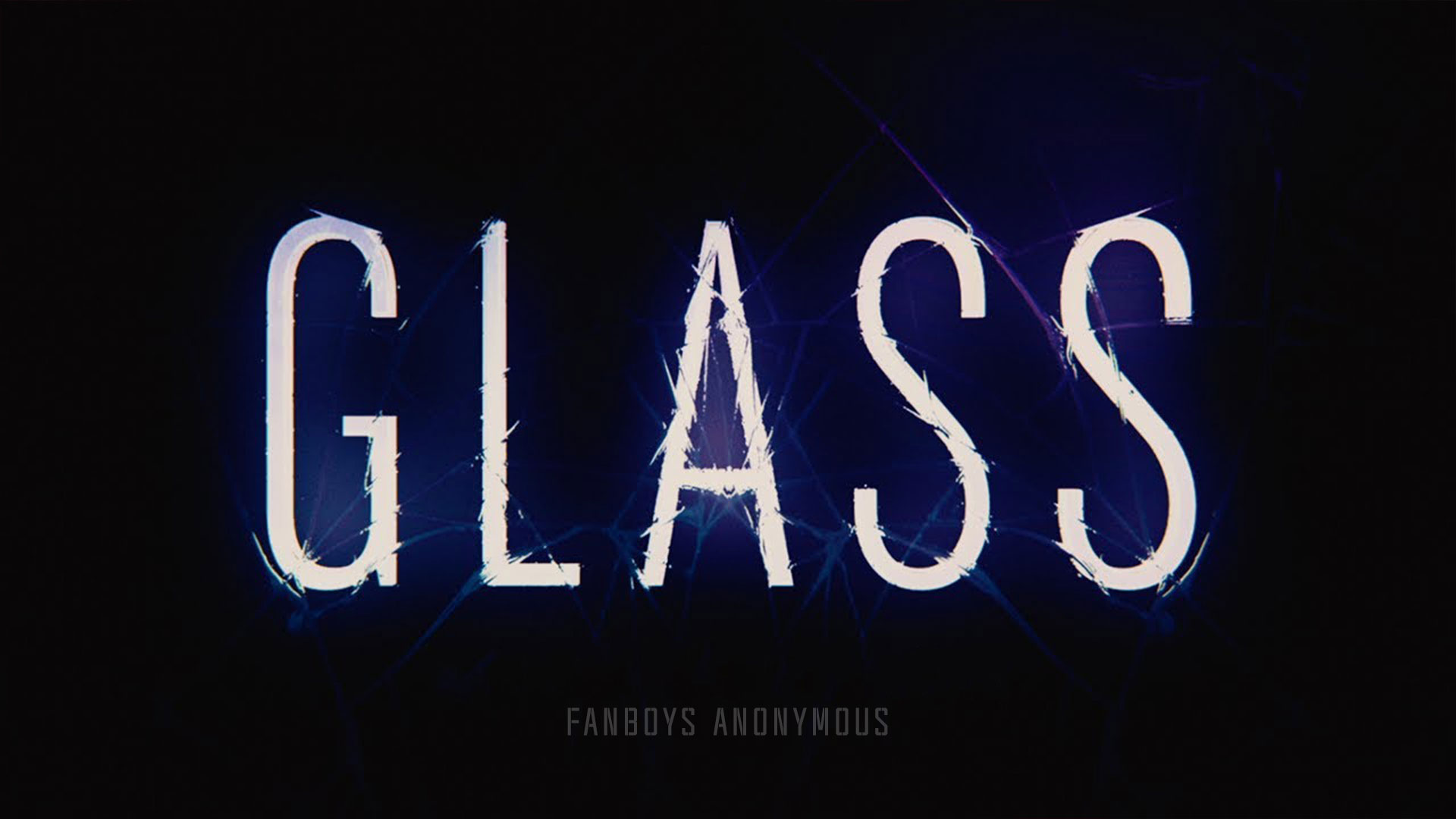 movie review Glass podcast