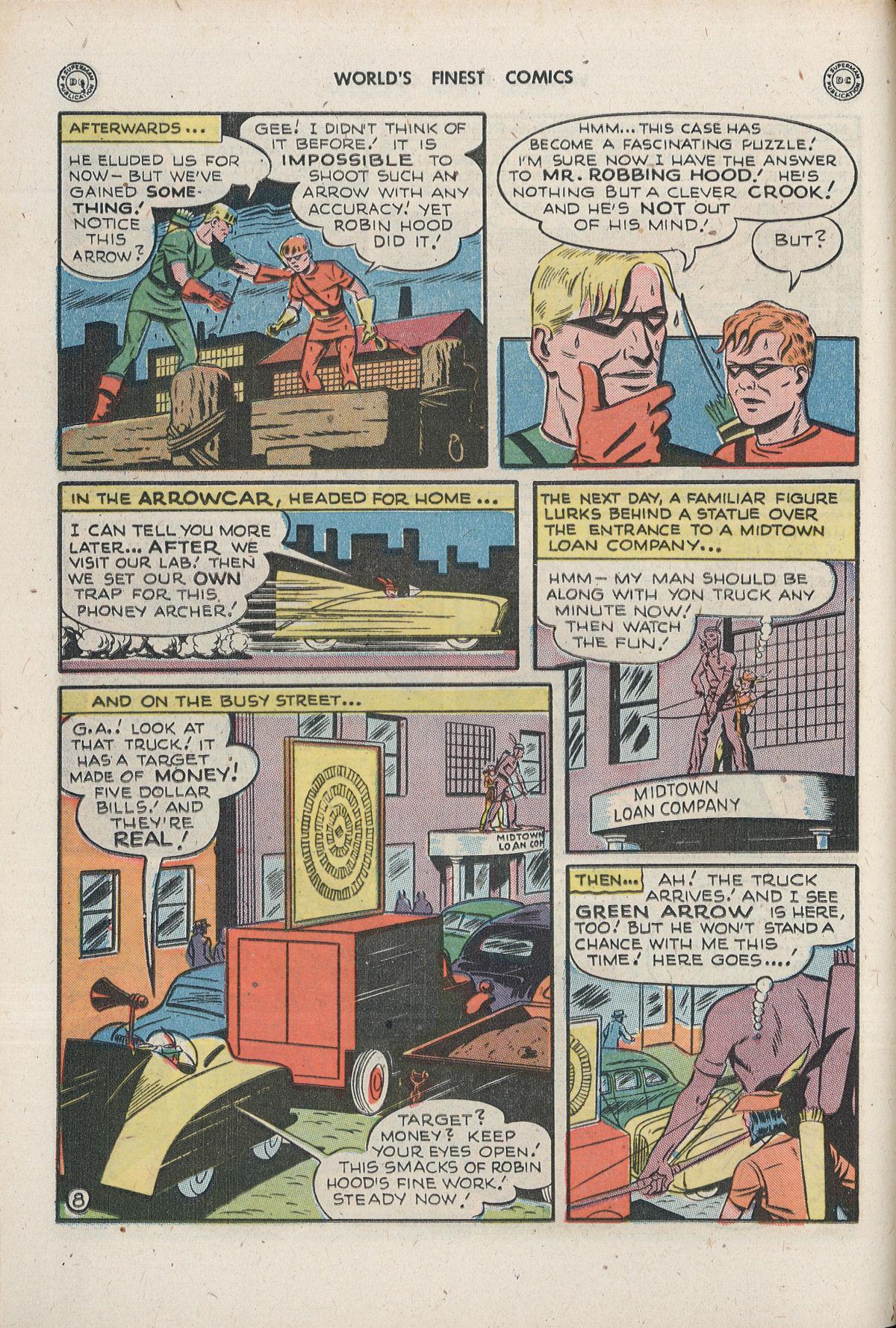 Read online World's Finest Comics comic -  Issue #33 - 24