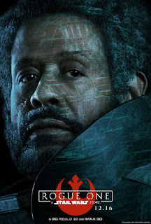 Rogue One A Star Wars Story Forest Whitaker Poster