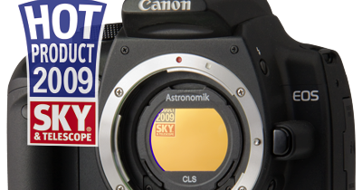 Review Of The Astronomik CLS Clip-Filter (EOS APS-C)