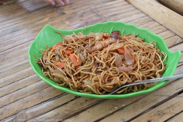 Pancit Habhab Filipino Food