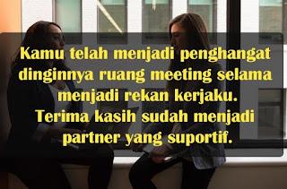Kata-Kata Perpisahan untuk Rekan Kerja Untuk Ungkapkan Rasa Kehilangan Teman Kerja