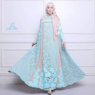 Gaun Dress Kebaya