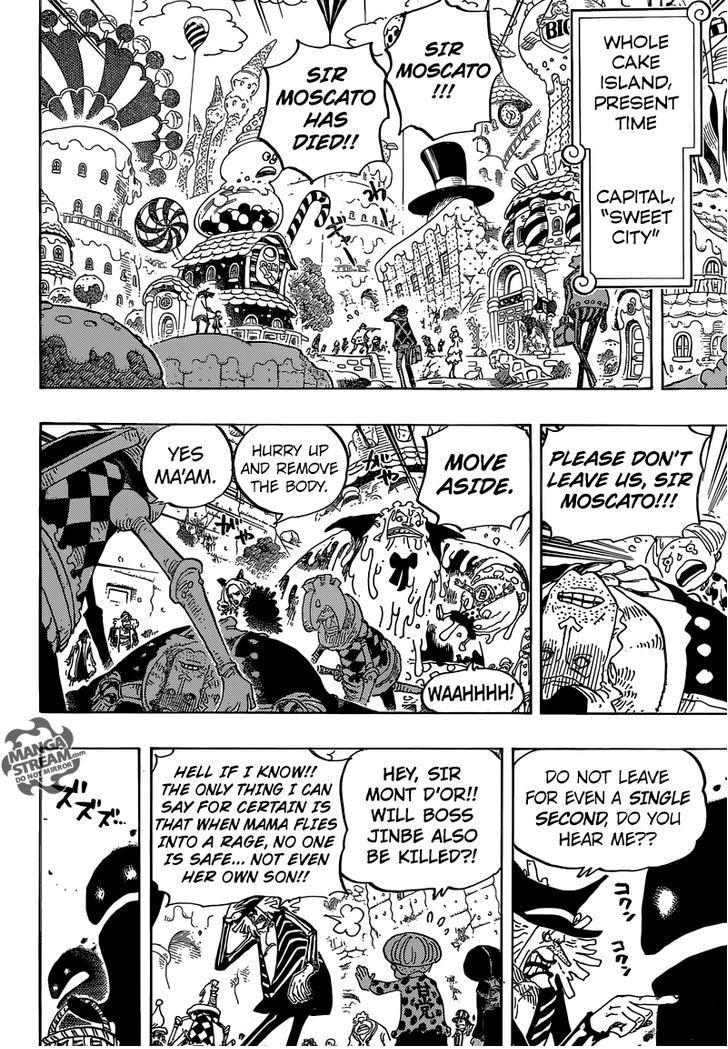 One Piece Ch.830