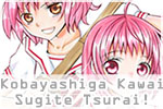Kobayashi ga Kawai Sugite Tsurai!