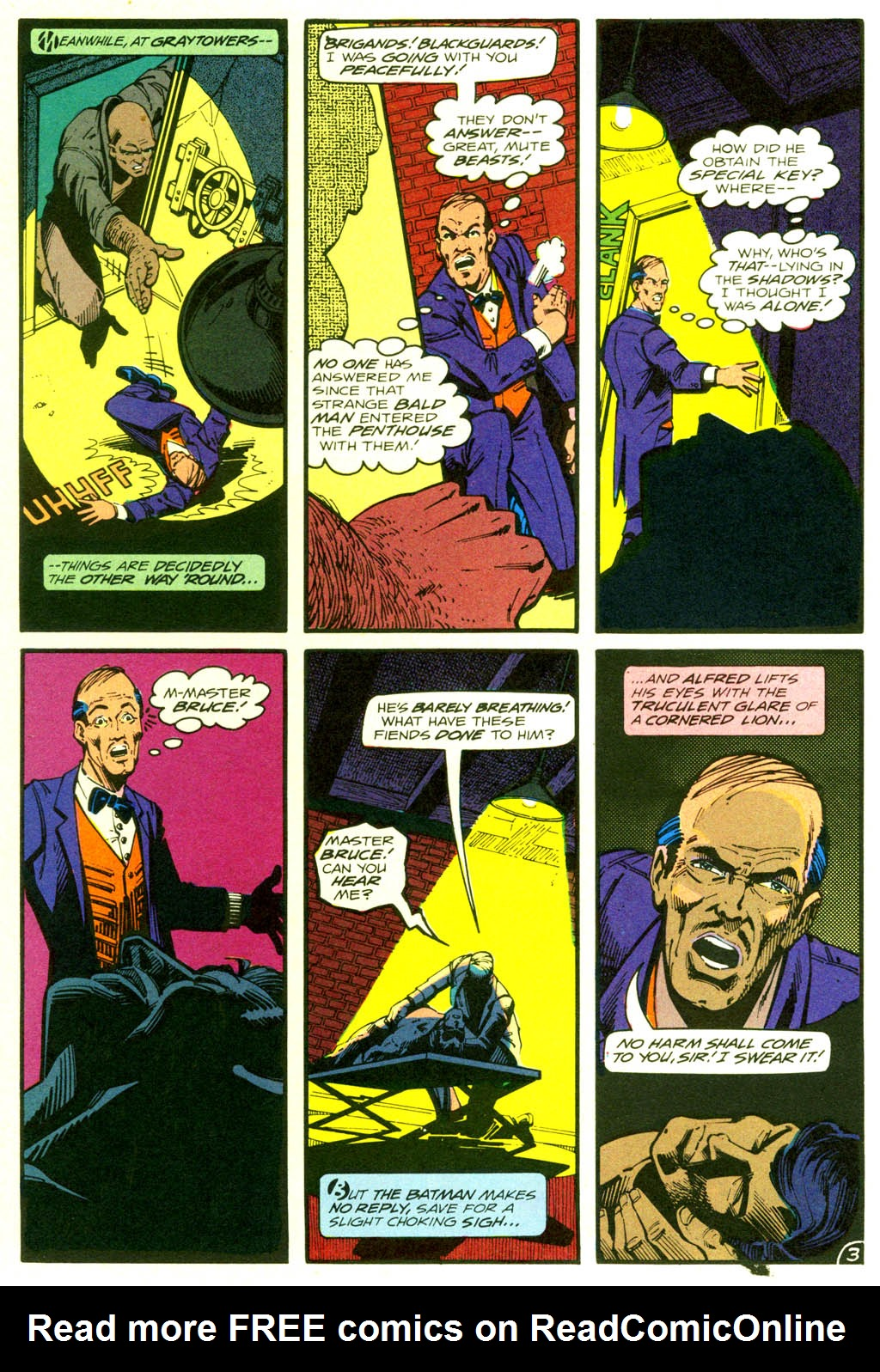 Read online Shadow of the Batman comic -  Issue #2 - 23