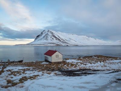 Le parc national de Snæfellsjökull