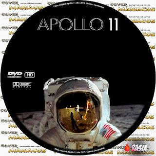 GALLETA APOLLO 11 - 2019 [COVER DVD]
