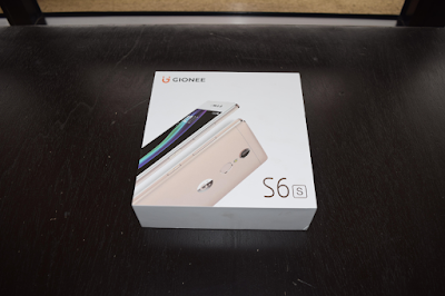 Gionee S6s android phone photo