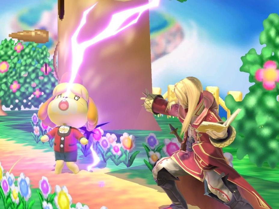 Old Neko Super Smash Bros Ultimate Nintendo Switch Review