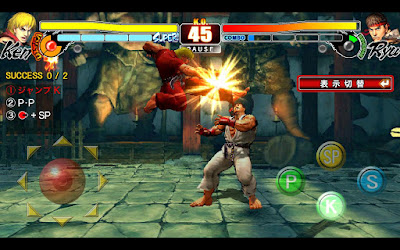 Street Fighter 4 HD Apk for Android