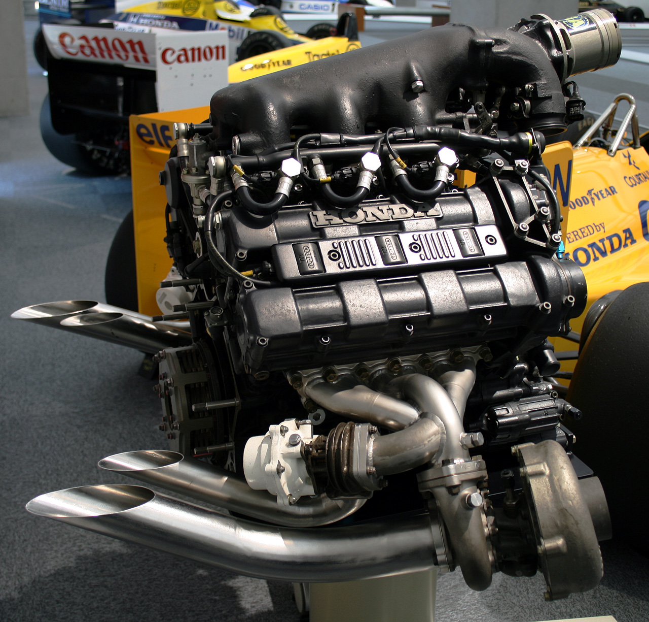 Talking About F1: The F1 Blog: Why F1 Needs A Turbo Charge