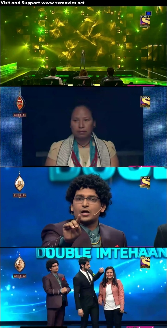 Indian Idol 22 Jan 2017 HDTV 480p