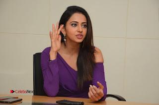 Actress Rakul Preet Singh Latest Stills in Beautiful Long Dress  0163.JPG