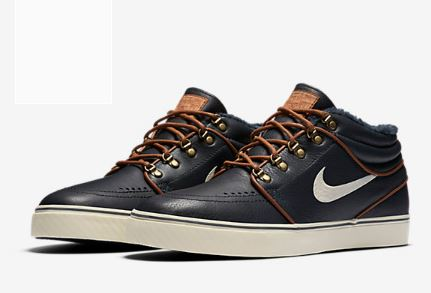 "0b9db74053 The Nike SB Stefan Janoski ""Inuit"" Premium is a mid-top sneaker that was  released a few years ago, 2012 if I am not mistaken. Well, it has been  retroed just ..."