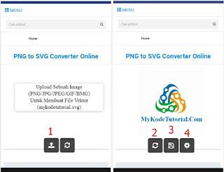 PNG to SVG Converter Online