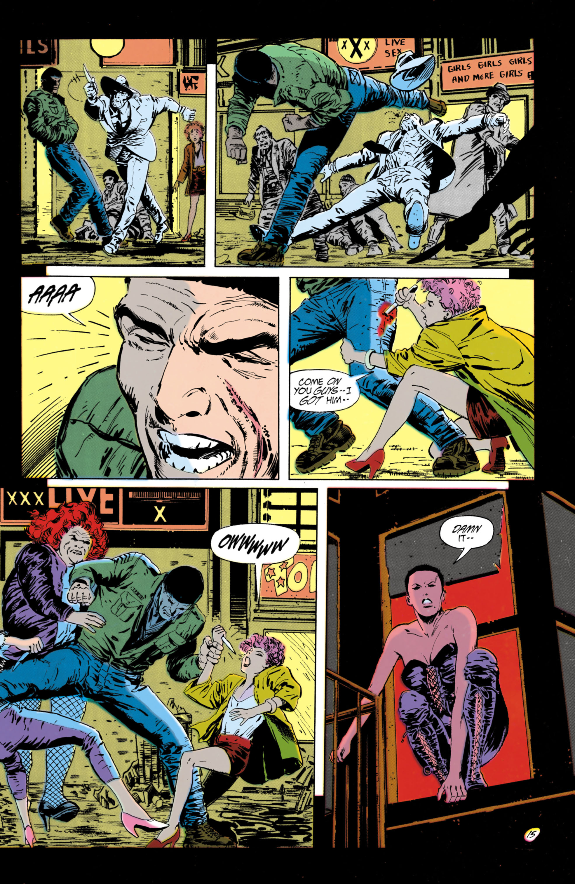 Catwoman (1989) Issue #1 #1 - English 16