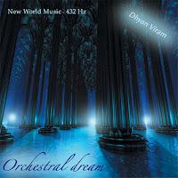 Orchestral dream - music 432 Hz