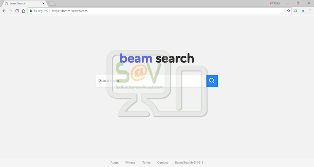 Beam-search.com (Hijacker)