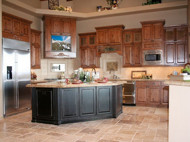 Wood kitchen styles with modern appliances and warm colors Wood kitchen styles with modern appliances and warm colors Wood 2Bkitchen 2Bstyles 2Bwith 2Bmodern 2Bappliances 2Band 2Bwarm 2Bcolors8