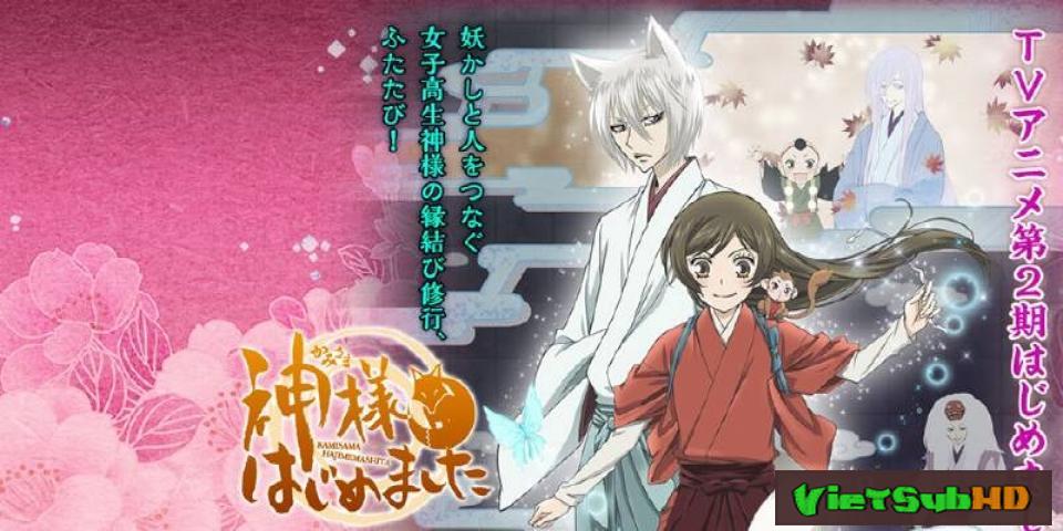 Phim Kamisama Hajimemashita SS2 Full 12/12 VietSub HD | Kamisama Hajimemashita SS2 2015