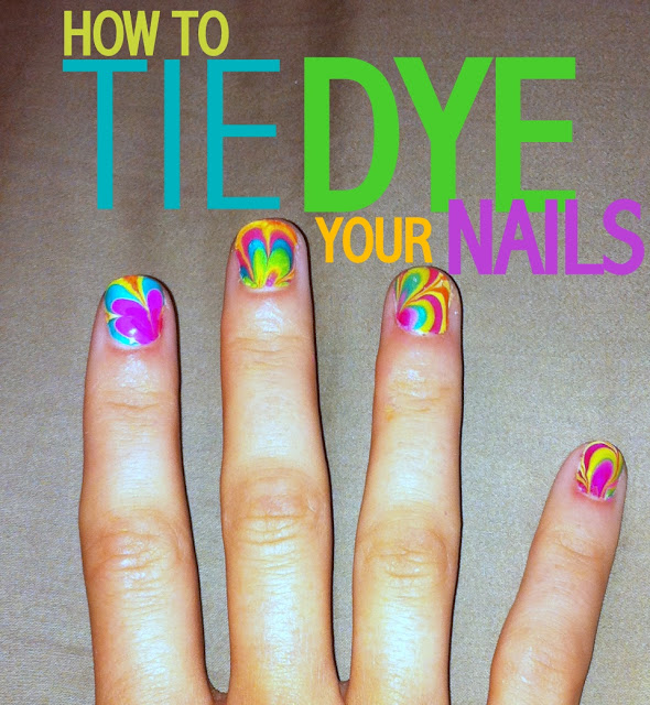 Circles Of Sunshine: Fingernail Painting Tips and Tricks!