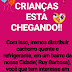 Jovens de Ruy Barbosa realizarão campanha de distribuição de cachorro quente, refrigerante e doces no dia das crianças