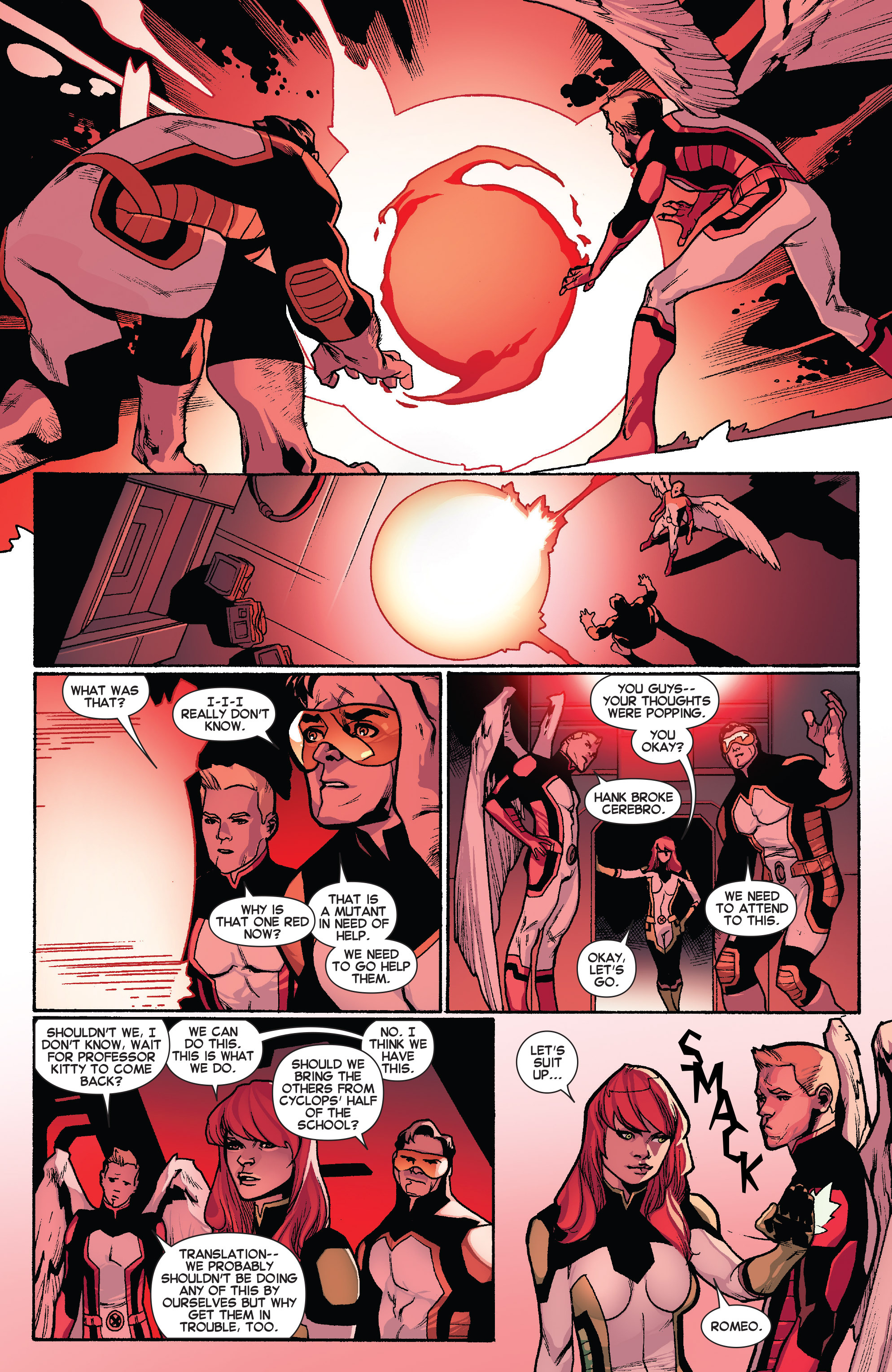 Read online All-New X-Men (2013) comic -  Issue #31 - 10