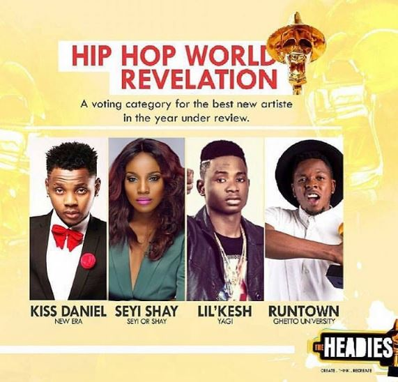 Headies Award 2016