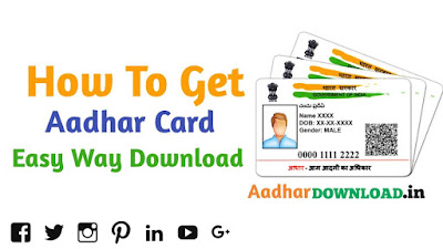 Download Aadhar : Aadhar Card Download By Name & Date Of Birth