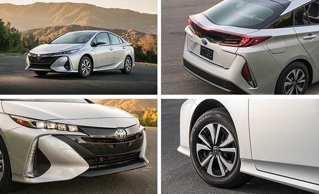 2017 Toyota Prius Models Prime