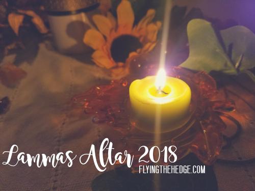 Lammas Altar 2018