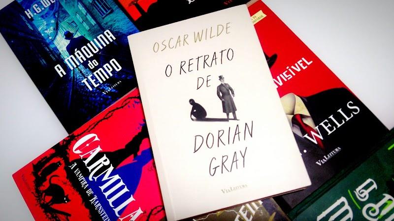 [RESENHA #575] O RETRATO DE DORIAN GRAY - OSCAR WILDE