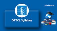 OPTCL Syllabus