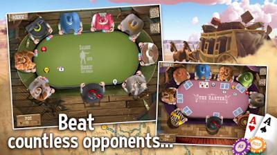 Texas Holdem Poker Offline Mod Apk