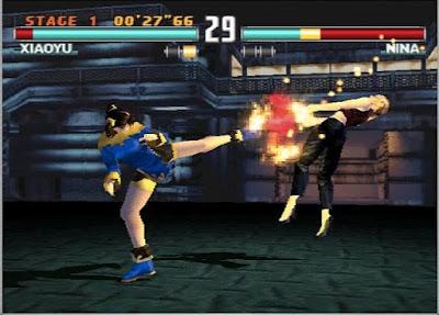 تحميل لعبة Tekken 3 للكمبيوتر من ميديا فاير  رابط مباشر