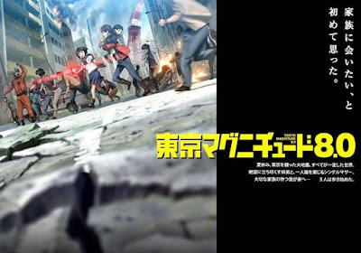 Download Tokyo Magnitude 8.0 BD Subtitle Indonesia
