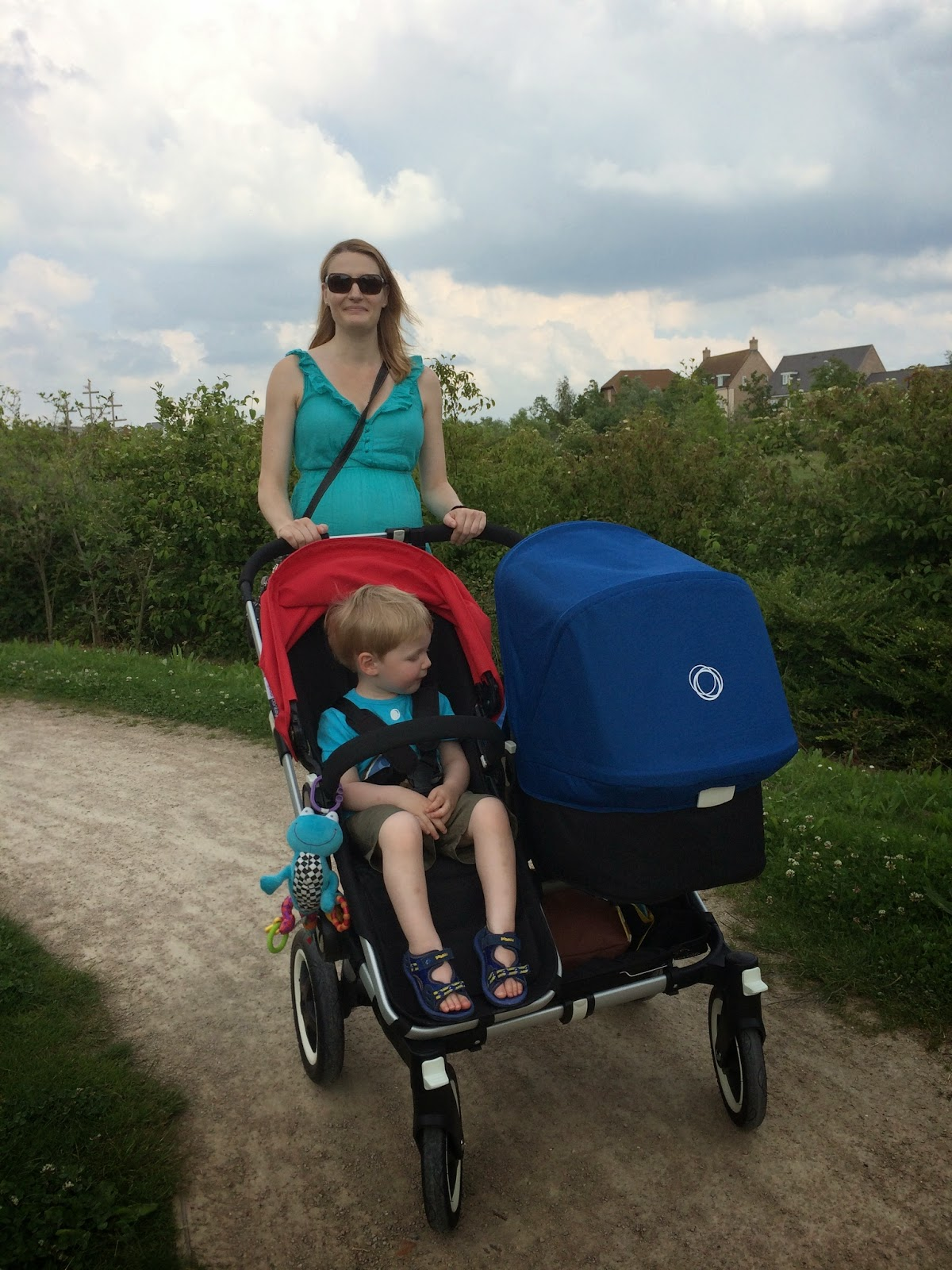 Double Pushchair Bugaboo One Good Turn Bugaboo Donkey Review