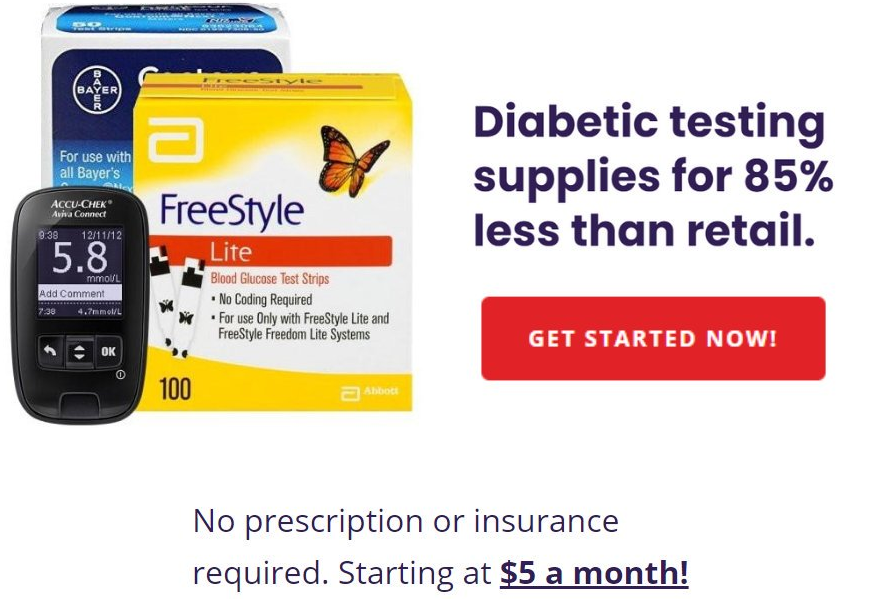 StripSupply - Diabetic Supply Subscription