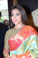 Shriya Saran Looks Stunning in Silk Saree at VRK Silk Showroom Launch Secundrabad ~  Exclusive 108.JPG