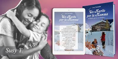 Cover Reveal di Un Marito per mamma di Susy Tomasiello. In uscita il 2 dicembre