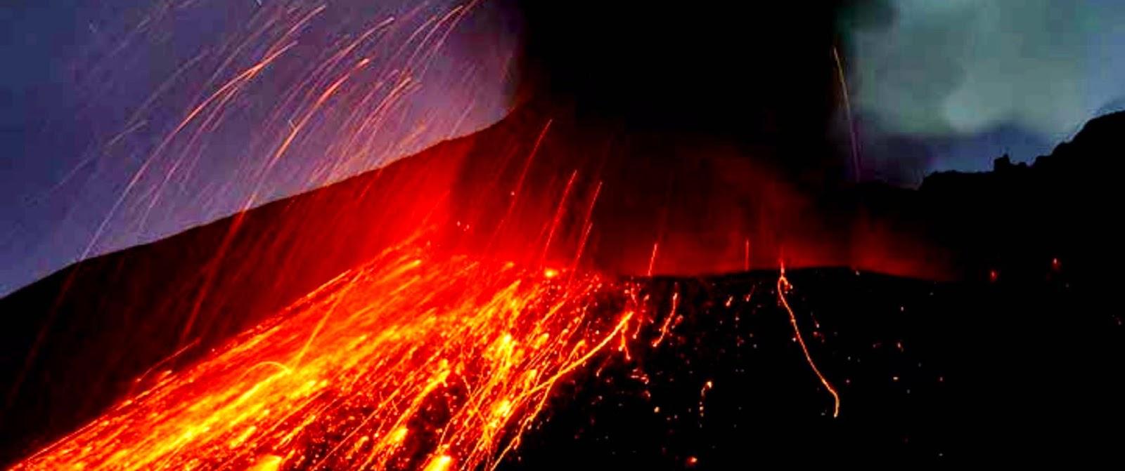 Volcanes y rocas magmaticas
