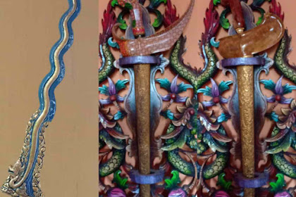 KERIS IS THE CULTURE OF INDONESIA