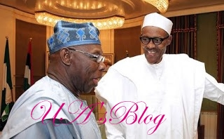 Obasanjo To Buhari: You Called Me Old Fool, I Will Show You Old Soldier Never Dies, You Won't Last 4 Month In That Seat