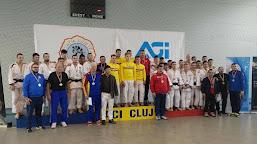 Judoka Șulcă Adrian din Calafat, premiat la Campionatului Naţional de Judo U23