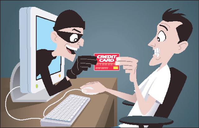 4 طرق لحماية حاسوبك من  لصوص الهوية Identity Thieves .