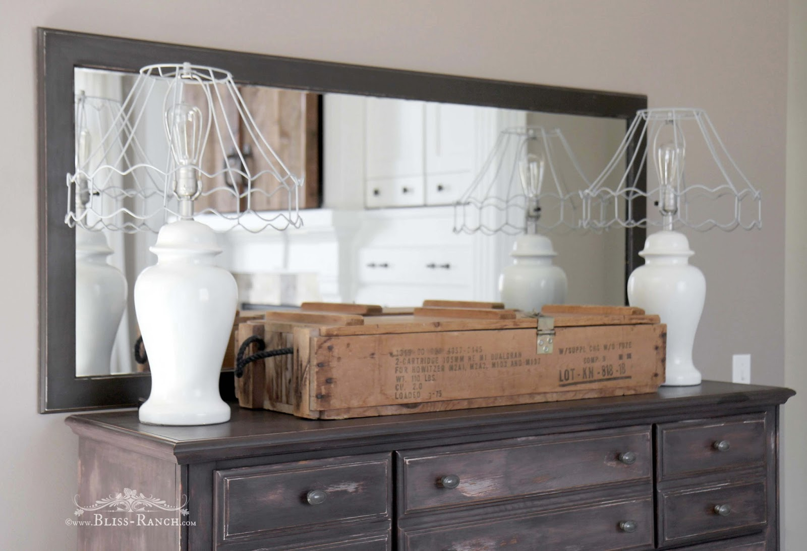 Bliss Ranch: Updated Lamps April Thrifty Style Team