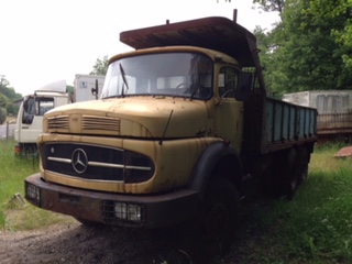 used mercedes benz 2624 6x6 truck. Black Bedroom Furniture Sets. Home Design Ideas