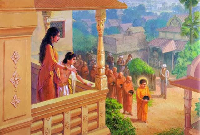 Đạo Phật Nguyên Thủy - Đường Xưa Mây Trắng - Chương 34: Mùa xuân đoàn tụ
